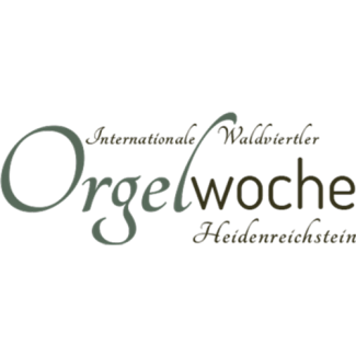 Internationale Waldviertler Orgelwoche Heidenreichstein